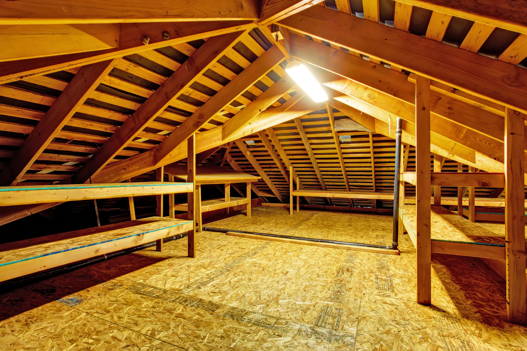 Attic To Bonus Room Conversion Tips For Your New Custom Home